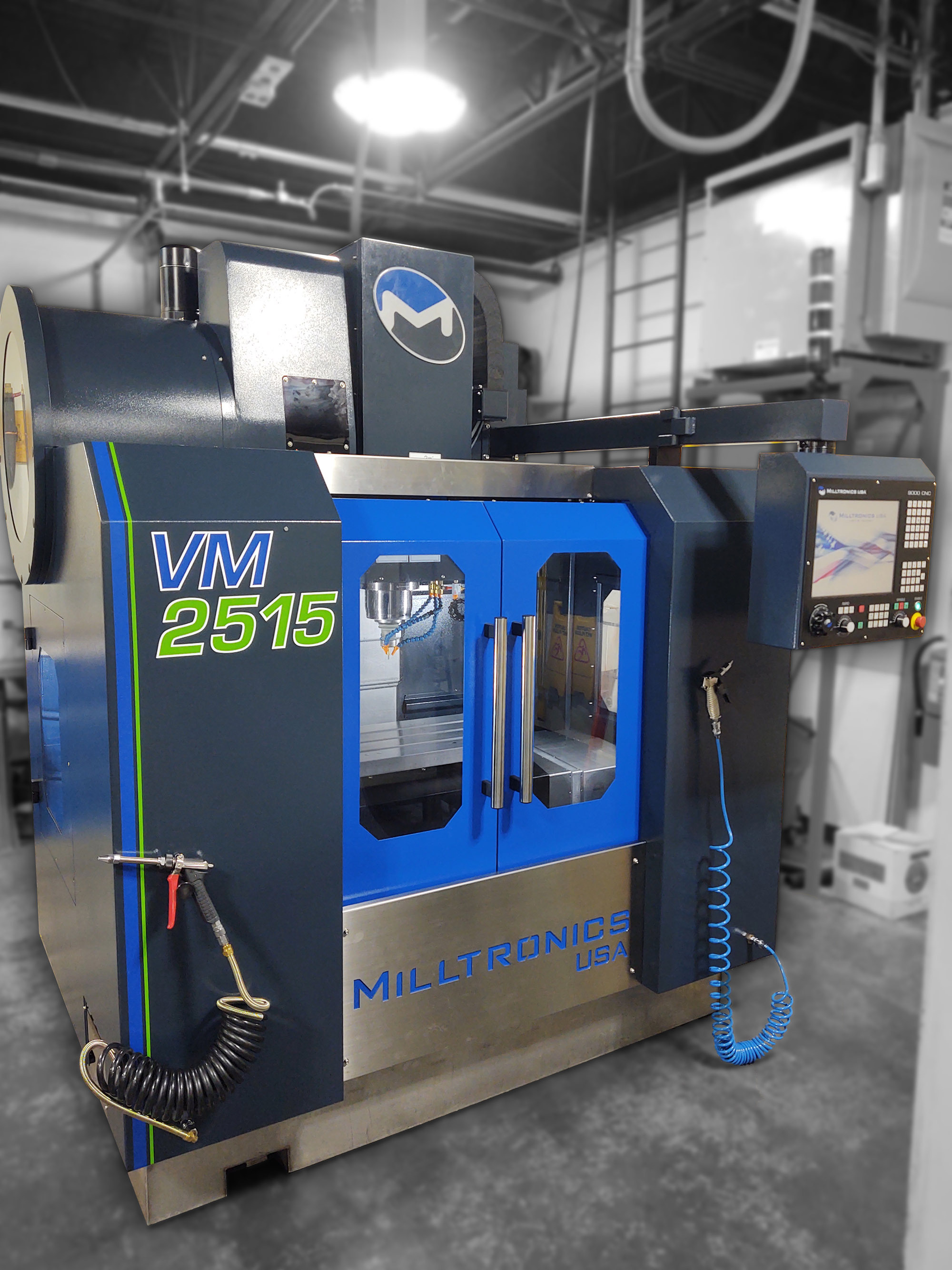 picture of Milltronics Vertical Machining Center